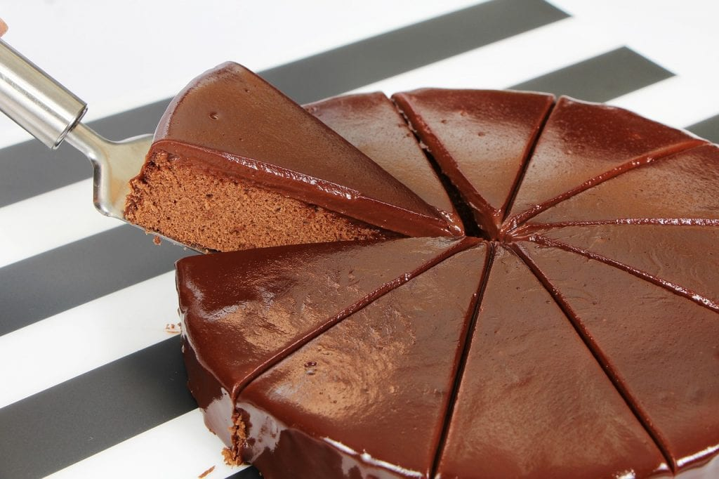 Satin & Moist Chocolate Cake Recipe