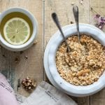 Saturday Morning Crockpot Oatmeal Recipe