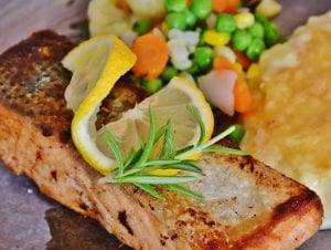 Sautéed Salmon with Whiskey Sauce Recipe
