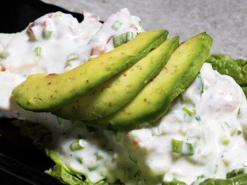 Lobster Salad, Seafood, Seafood Salad, Recipes