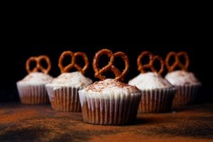 Spice Muffins With Maple Cinnamon Frosting Recipe