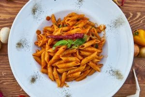 Spicy Penne Recipe