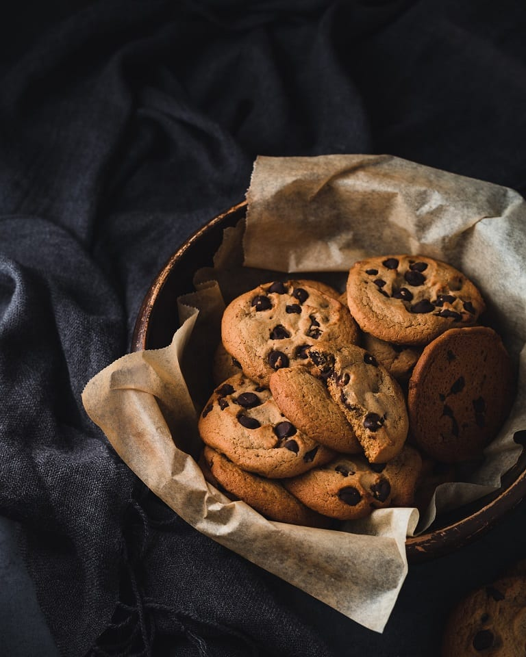 Stunning Eggless Chocolate Chip Cookies Recipe