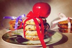 Sugarless Apple Cookies Recipe