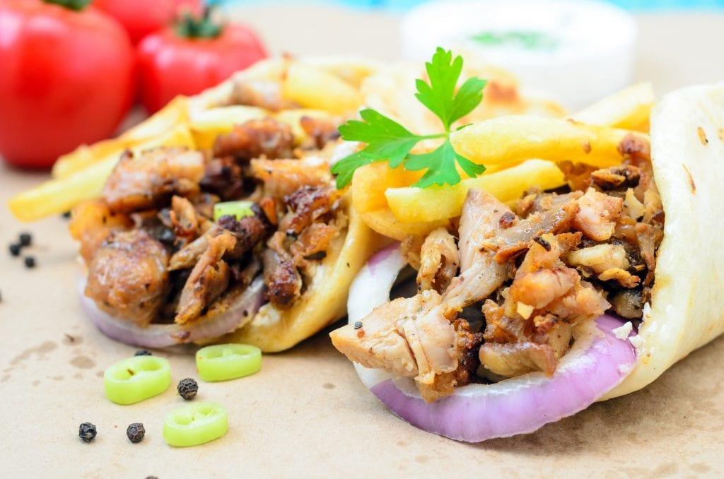Tasty Low-Carb Turkey Fajita Wrap Recipe