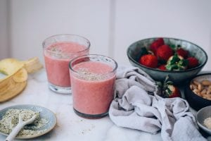 Tropical Fruit Smoothie Recipe