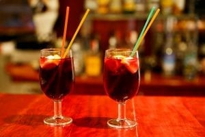Alcohol-Free Fruity Sangria Recipe