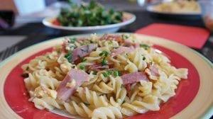 Alfredo Rotini Pasta Recipe