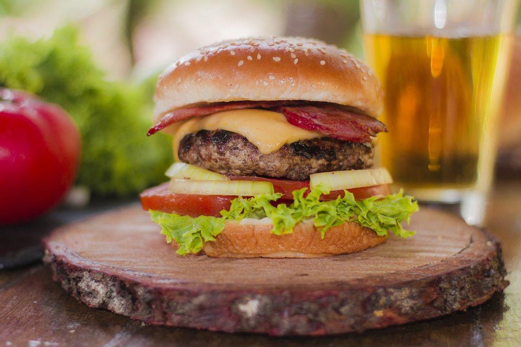 All-Star Veggie Burger Recipe