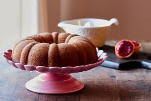 Almond Cream Cheese Pound Cake Recipe