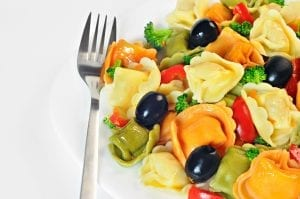 Amazing Tortellini Salad Recipe
