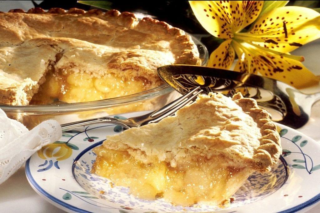 Americana Apple Pie Recipe