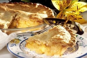Americana Apple Pie Recipe