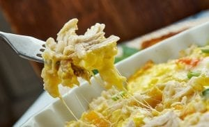 Sour Cream Chicken Casserole Recipe