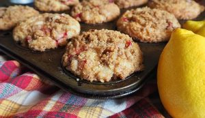 Apple And Blackberry Crumble Muffins Recipe
