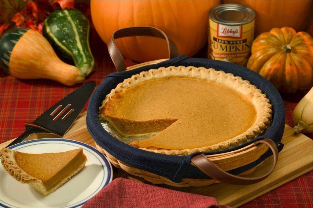 Apple Butter Pumpkin Pie Recipe