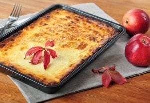 Apple Pecan Breakfast Casserole Recipe
