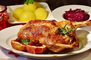 Apple-Roasted Turkey Recipe