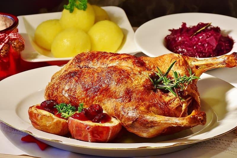 Apple-Roasted Turkey Recipe