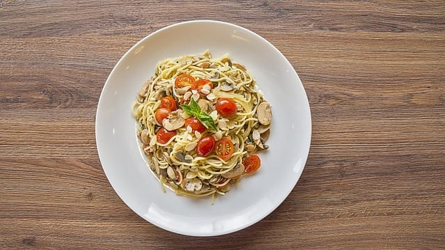 artichoke and clam pasta with tomato cream sauce clam pasta recipe