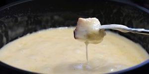 Asiago Cheese Fondue Recipe