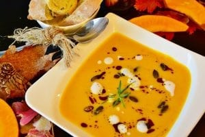 Autumn Rarebit Soup Recipe