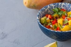 Avocado & Mango Salsa Recipe