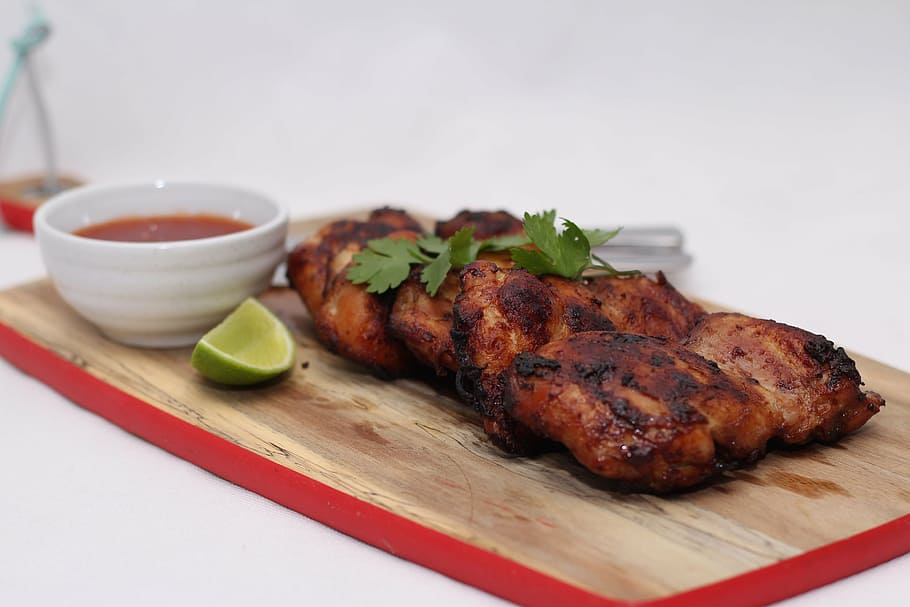 Awesome Garlic Chile Lime Chicken Recipe
