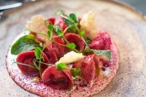Baby Beets in Sour Cream Recipe