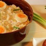 bacon horseradish egg salad recipe