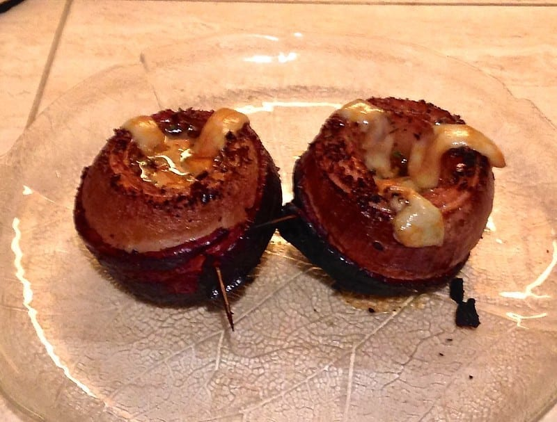 Bacon-Wrapped Onion Appetizer Recipe