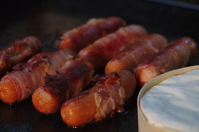 Bacon-Wrapped Sausage Links Recipe