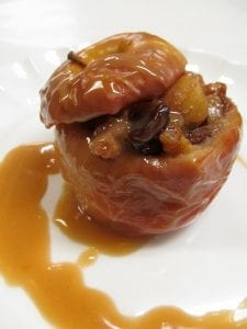 Baked Apples in Maple Syrup Recipe