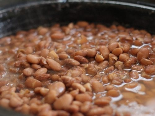 baked pinto beans