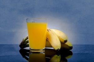 Banana Fruit Punch Recipe