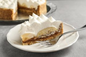 Banana Split Ice Cream Pie Recipe
