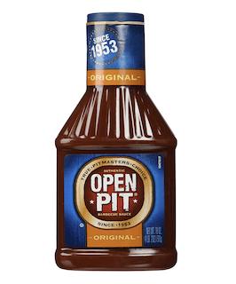Open Pit Original BBQ Sauce