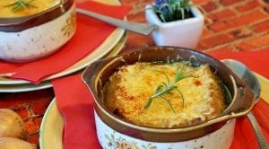 Basic French Onion Soup Recipe