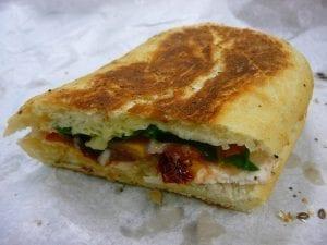 Basil Pesto Sunshine Sandwich Recipe