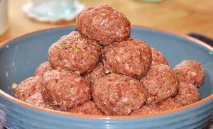 Beef N Cheese Ball Recipe
