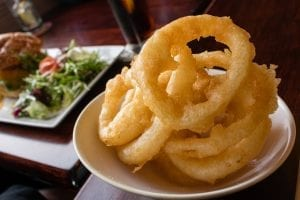Beer Batter Onion Rings Recipe