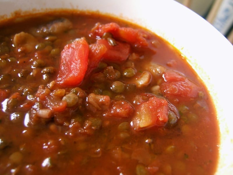Best Lentil and Chestnut Soup Recipe