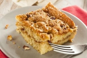 Bishop's Bread Coffee Cake Recipe