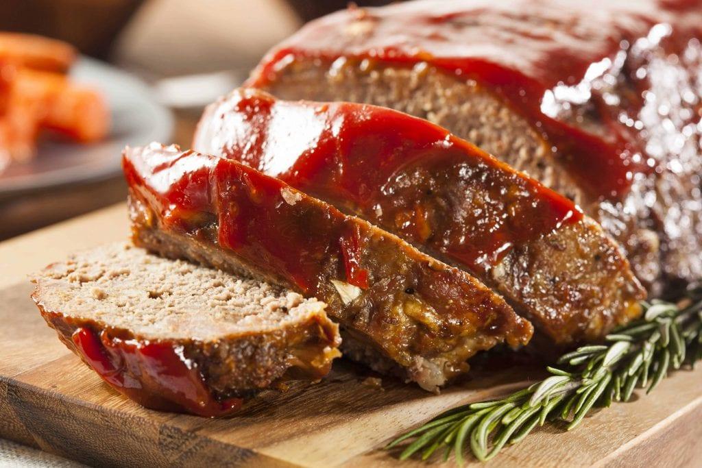 Black Olive Meatloaf Recipe