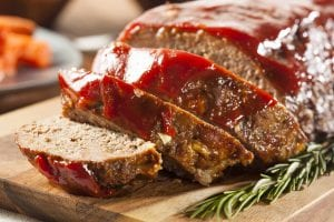Black Olive Meatloaf Recipe