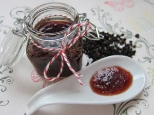 Black Raspberry Jam Recipe