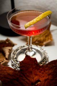 Blood Cocktail Recipe