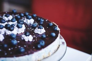 Blueberry Cream Cheese Pie Recipe