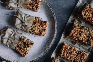 Blueberry Granola Bars Recipe