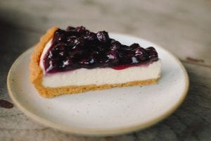 Blueberry Lemon Tart Recipe